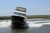 42 ft. Meridian Yachts 408 Motoryacht Flybridge Boat Rental Washington DC Image 2