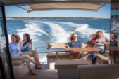 37 ft. Coupe Cruiser 37 Motor Yacht Boat Rental Rest of Northeast Image 3