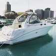 33 ft. Sea Ray Boats 300 Sundancer Cruiser Boat Rental Chicago Image 2