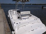 21 ft. Yamaha 210 FSH Center Console Boat Rental Daytona Beach  Image 2
