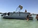 20 ft. Crest Pontoons 190 Crest II Pontoon Boat Rental Miami Image 7