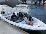 19 ft. Caravelle Powerboats 19EBo 4-S  Bow Rider Boat Rental Miami Image 8