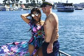 60 ft. Couach Yacht Motor Yacht Boat Rental Los Angeles Image 17