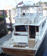 56 ft. Ocean Yachts 55 Super Sport Motor Yacht Boat Rental Boston Image 8