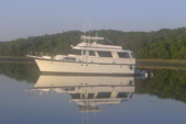 55 ft. Hatteras Yachts 54 Convertible Motor Yacht Boat Rental Boston Image 1