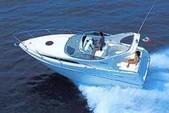 28 ft. ATLANTIS GOBBI 25 CABIN YACHT Cruiser Boat Rental Capri Image 7
