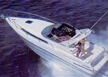 28 ft. ATLANTIS GOBBI 25 CABIN YACHT Cruiser Boat Rental Capri Image 6
