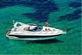 28 ft. ATLANTIS GOBBI 25 CABIN YACHT Cruiser Boat Rental Capri Image 3