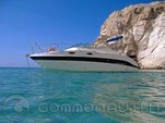 28 ft. ATLANTIS GOBBI 25 CABIN YACHT Cruiser Boat Rental Capri Image 4