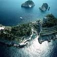 28 ft. ATLANTIS GOBBI 25 CABIN YACHT Cruiser Boat Rental Capri Image 11