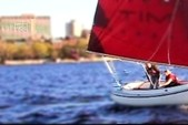 16 ft. 16' Lynx Cat Boat Classic Boat Rental Boston Image 9
