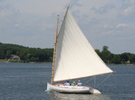 16 ft. 16' Lynx Cat Boat Classic Boat Rental Boston Image 11
