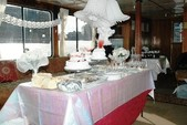 44 ft. 44' Party Boat Motor Yacht Boat Rental Boston Image 13