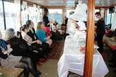 44 ft. 44' Party Boat Motor Yacht Boat Rental Boston Image 5