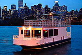 44 ft. 44' Party Boat Motor Yacht Boat Rental Boston Image 1