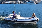 18 ft. Novurania Boats 550 DL Inflatable Outboard Boat Rental Seattle-Puget Sound Image 2