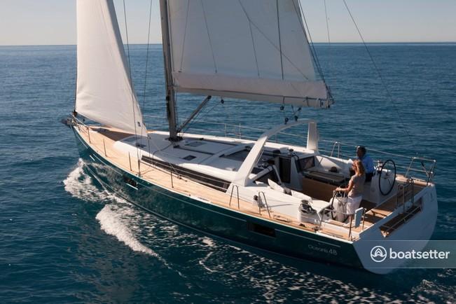 Rent A 2016 45 Ft Beneteau Oceanis 45 In Richmond Ca On Boatsetter