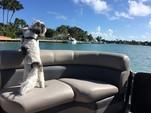 22 ft. Bennington Marine 22SSX Pontoon Boat Rental Miami Image 6