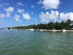 22 ft. Bennington Marine 22SSX Pontoon Boat Rental Miami Image 15