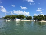 22 ft. Bennington Marine 22SSX Pontoon Boat Rental Miami Image 16