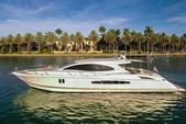 75 ft. Lazzara Marine 75 LSX Motor Yacht Boat Rental Miami Image 13