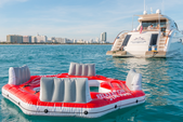 75 ft. Lazzara Marine 75 LSX Motor Yacht Boat Rental Miami Image 10