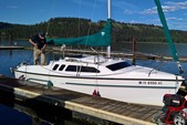 23 ft. Hunter Hunter 23 O/B Daysailer & Weekender Boat Rental Rest of Northwest Image 6