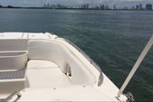 28 ft. World Cat Boats 266SC Bow Rider Boat Rental Miami Image 2