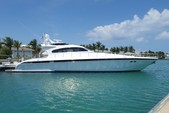 75 ft. Other Leopard Express Cruiser Boat Rental Miami Image 2