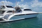 75 ft. Other Leopard Express Cruiser Boat Rental Miami Image 3