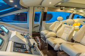 85 ft. Azimut Yachts 85 Ultimate Motor Yacht Boat Rental Miami Image 4