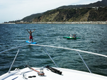 60 ft. Couach Yacht Motor Yacht Boat Rental Los Angeles Image 21