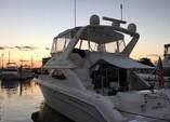 44 ft. Sea Ray Boats 440 Express Bridge Express Cruiser Boat Rental Jacksonville Image 7