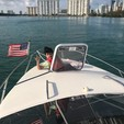26 ft. whittley 2590 Cruiser Boat Rental Miami Image 4