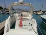 33 ft. Maxum 3000 SCR Express Cruiser Boat Rental Chicago Image 3