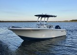 23 ft. TideWater Boats 230CC Adventurer  Center Console Boat Rental Charleston Image 2