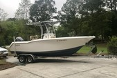 23 ft. TideWater Boats 230CC Adventurer  Center Console Boat Rental Charleston Image 6