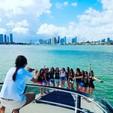 55 ft. Sea Ray Boats 400 Sundancer Axius Motor Yacht Boat Rental Miami Image 4