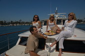 60 ft. Pacemaker Yachts 60 Motor Yacht Motor Yacht Boat Rental San Diego Image 5