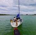 30 ft. Great Canadian Boats CS Motorsailer Boat Rental Miami Image 4