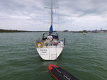30 ft. Great Canadian Boats CS Motorsailer Boat Rental Miami Image 24