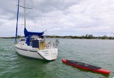 30 ft. Great Canadian Boats CS Motorsailer Boat Rental Miami Image 32