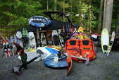 21 ft. Malibu Boats I-RIDE(**) Ski And Wakeboard Boat Rental Washington DC Image 3
