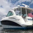 40 ft. Cruisers Yachts 390 Sports Coupe IPS500 Cruiser Boat Rental New York Image 3