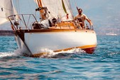 36 ft. Sparkman & Stephens Cutter Cutter Boat Rental La Maddalena Image 13