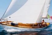 36 ft. Sparkman & Stephens Cutter Cutter Boat Rental La Maddalena Image 16