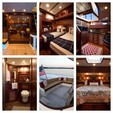 54 ft. Vicem Flybridge Flybridge Boat Rental New York Image 15