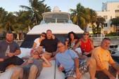 54 ft. Sea Ray Sedan Bridge Motor Yacht Boat Rental Miami Image 9