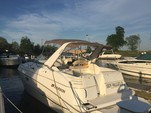 33 ft. Larson Cabrio 300 Mid  Cabin Cruiser Boat Rental Chicago Image 21