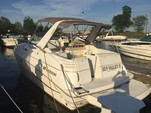 33 ft. Larson Cabrio 300 Mid  Cabin Cruiser Boat Rental Chicago Image 22